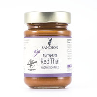 Thai Curry Paste, rot